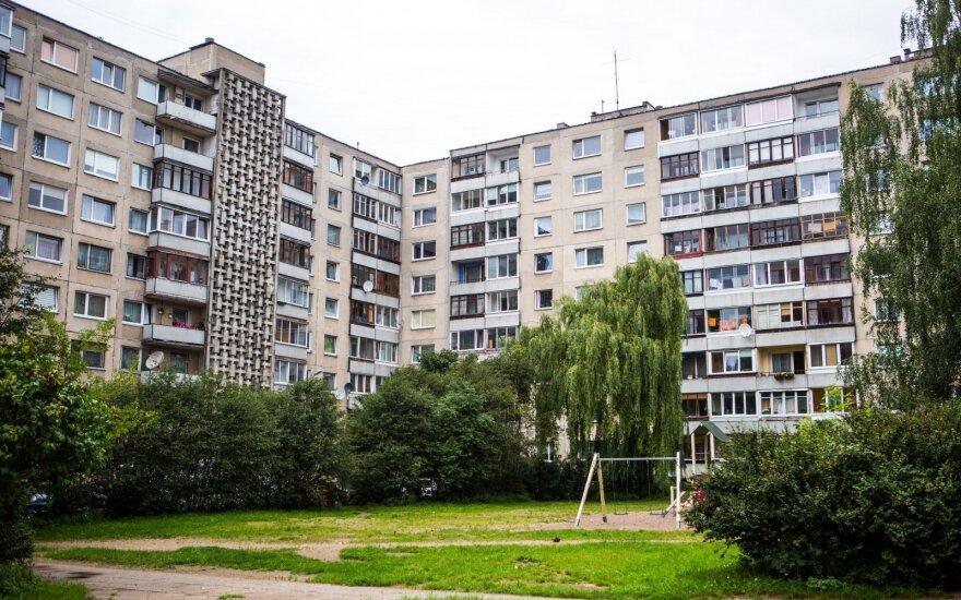 Kol Vilnius mažina statybų mastą, kiti miestai tik įsibėgėja: būstų pasiūla šiais metais kaip reikiant išaugs