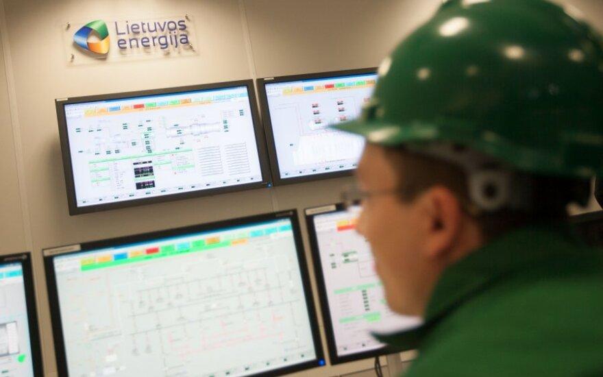 Premjeras perskirsto galias energetikos įmonėse