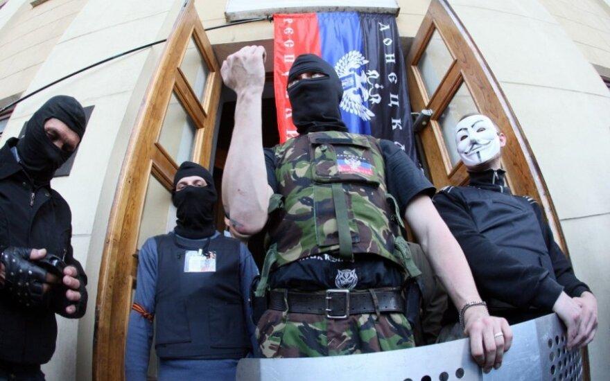 """Ukraina po """"referendumo"""": kodėl tyli Rusija?"""