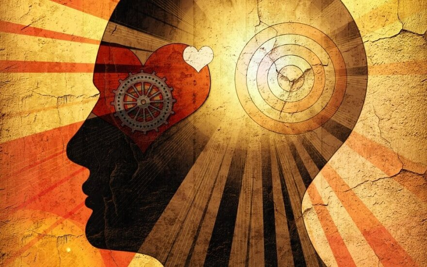 Kas lemia, kada mes vadovaujamės širdimi, kada protu