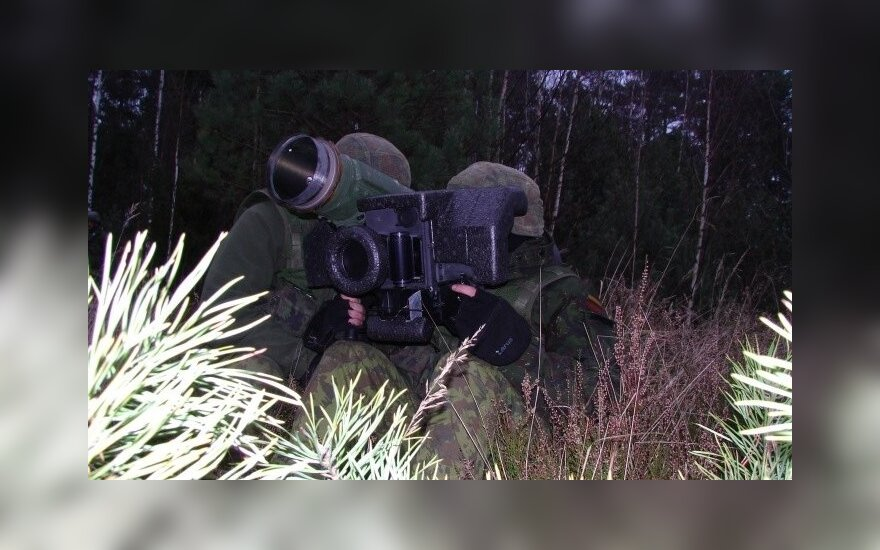Lithuania to replenish supplies for Javelin anti-tank missile system