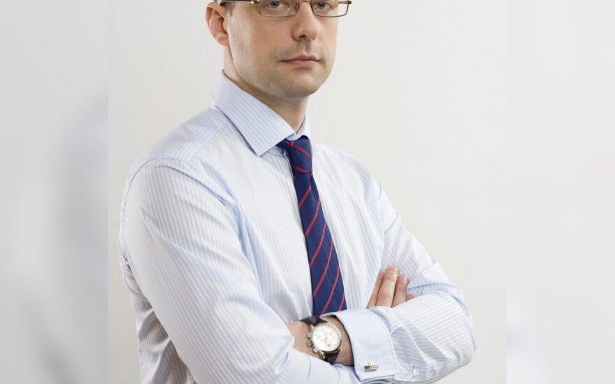 Šarūnas Gustainis, A.Šliko nuotr.