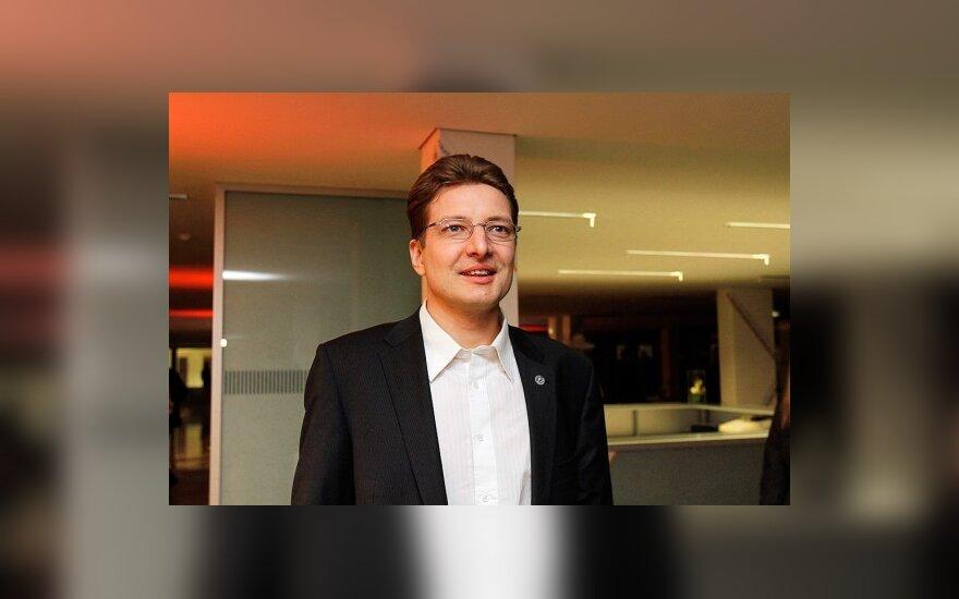 Vietoje G.Ilgūno LRT tarybai vadovaus D.Radzevičius