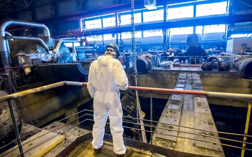 Ekspertas: Lietuvos galimybės gauti daugiau lėšų Ignalinos AE uždarymui padidėjo