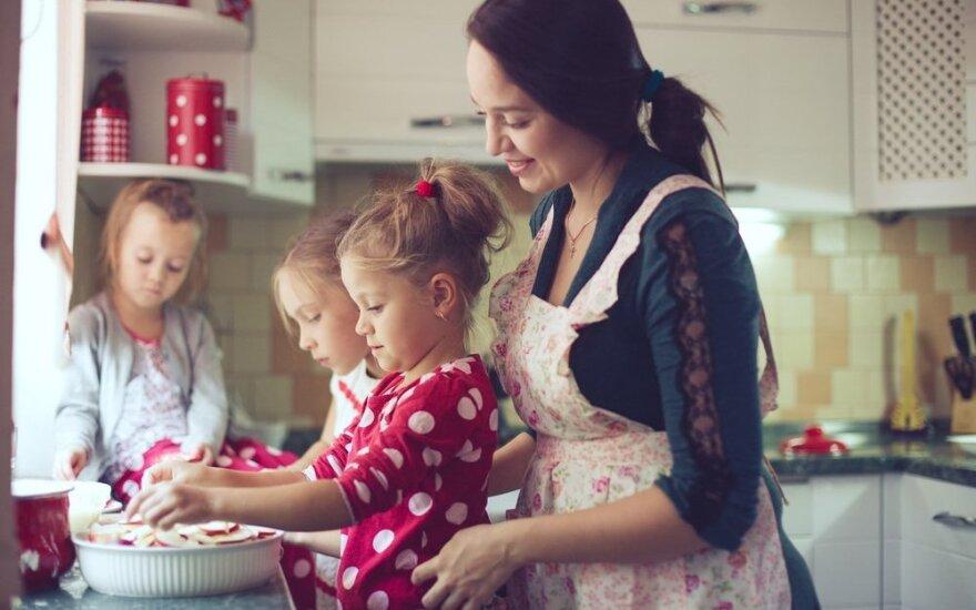 I. Degutienė: tokių laisvadienių kaip mamadieniai ar tėvadieniai nebelieka