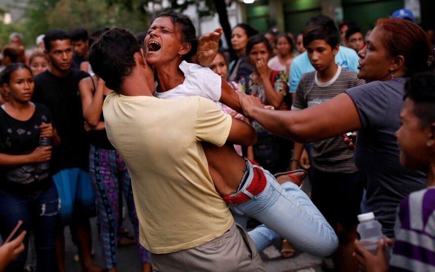 Perpildytame kalėjime – mirtinas incidentas, žuvo 68 žmonės