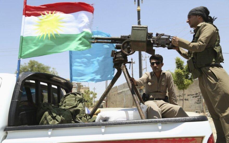 Irako armija reidas prieš džihadistus pareikalavo 17 žmonių gyvybių