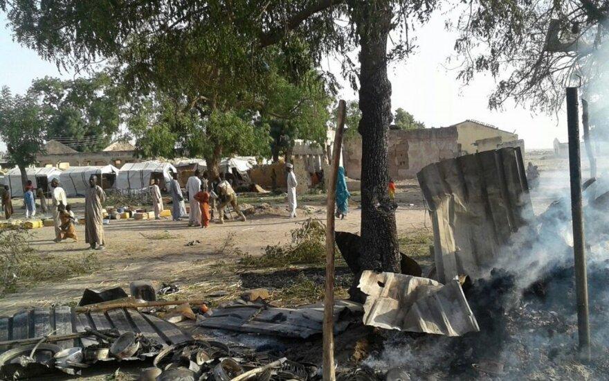 Nigerijos bažnyčioje nužudyta 18 žmonių