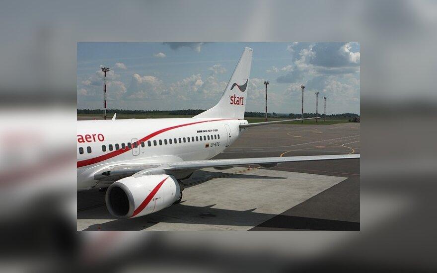 Daugėja skrydžių iš Vilniaus