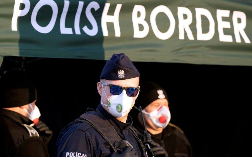 Minister: arrivals to undergo more thorough checks on Lithuanian-Polish border