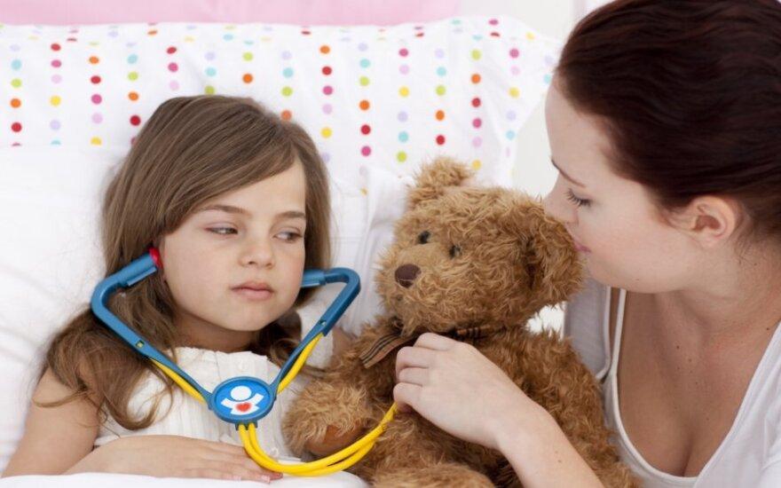 Kaip apsaugoti vaiką nuo rotaviruso?