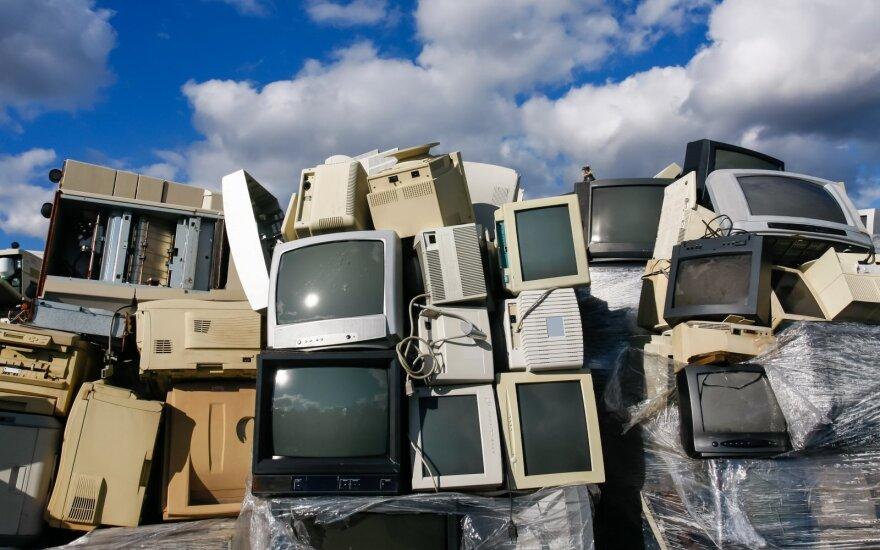 Buitinės elektronikos atliekos