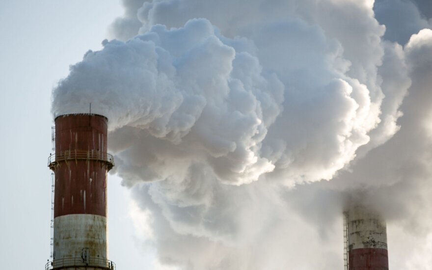 Miestuose vėl fiksuojamas normą viršijantis oro užterštumas