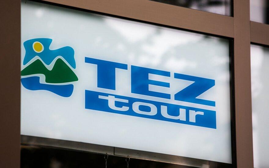 """FNTT tyrime dėl sukčiavimo – bendrovės """"Tez Tour"""", """"VIP Viešosios informacijos partneriai"""""""