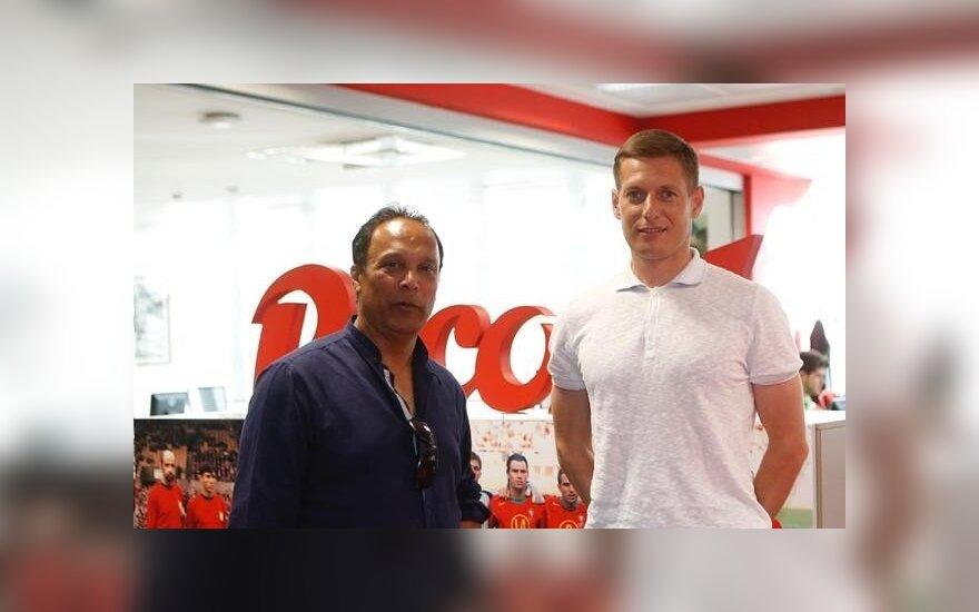 M. Barreto ir Sergejus Slyva