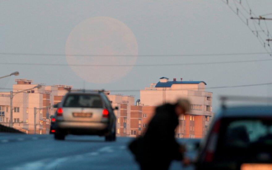 Baltarusijos pateikiama informacija: užsikrėtusių žmonių skaičius viršijo 3 tūkst., 33 infekuotieji mirė