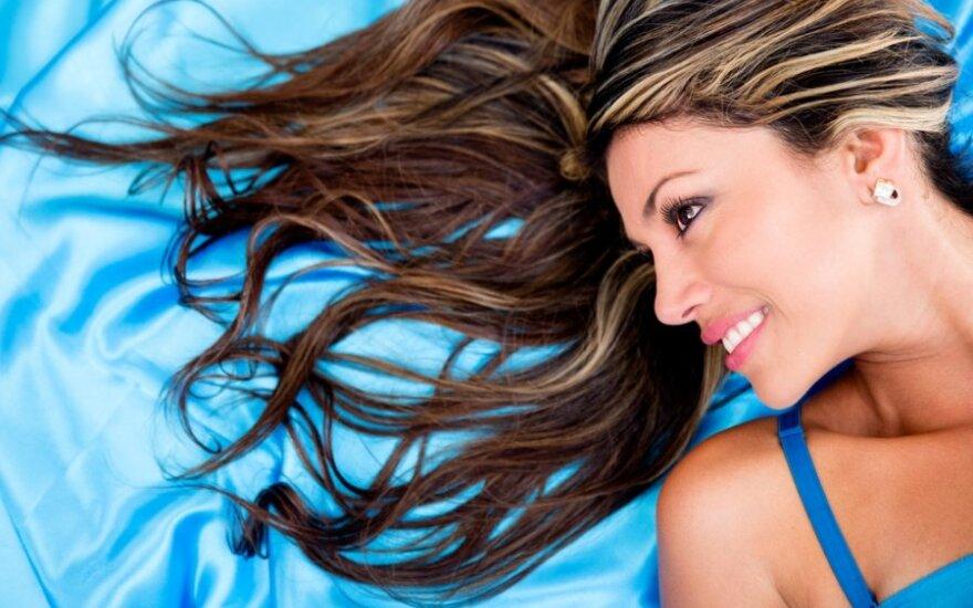 Ką plaukai gali papasakoti apie jūsų sveikatą?