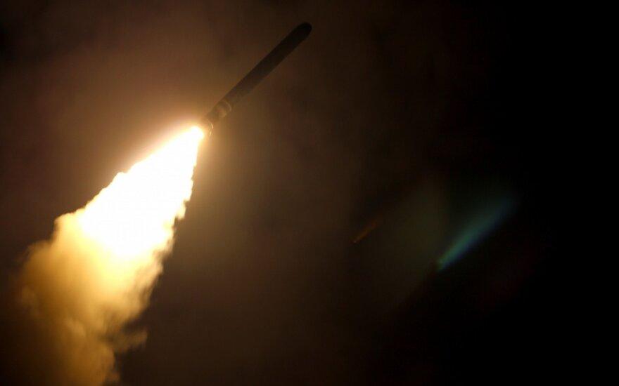 Po smūgių Sirijai Rusija imasi senos strategijos: kalčiausias yra Donaldas Trumpas