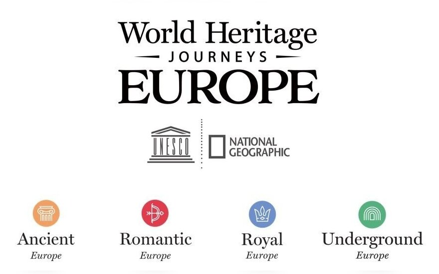 Vilnius selected as one of 34 World Heritage sites in the EU featured in 'World Heritage Journeys' sustainable travel web platform