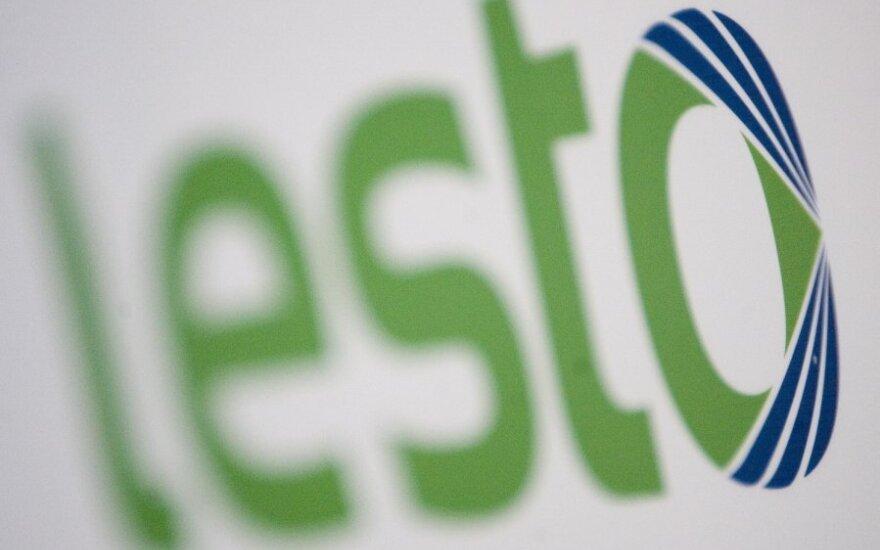 """""""Lesto"""" per pirmąjį pusmetį uždirbo 201,1 mln. litų pelno"""