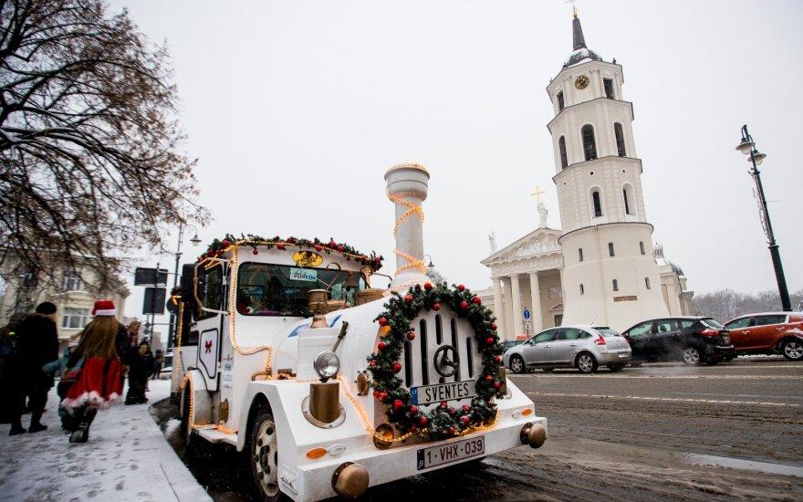 Vilnius vėl sieks tapti gražiausios Europos Kalėdų eglės rezidencija