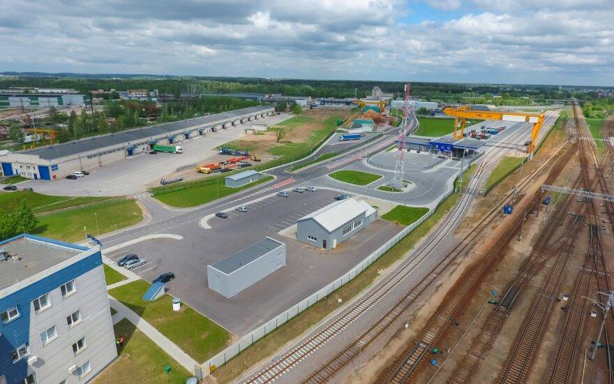 Kauno intermodalinis terminalas