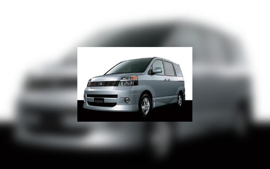 """Suzuki MR Wagon"" automobilis"