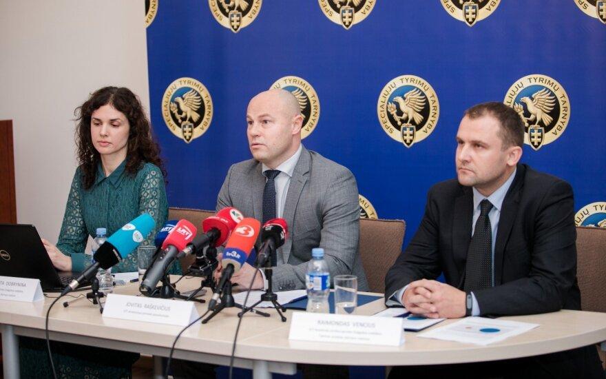 Margarita Dobrynina, Jovitas Raškevičius, Raimondas Vencius