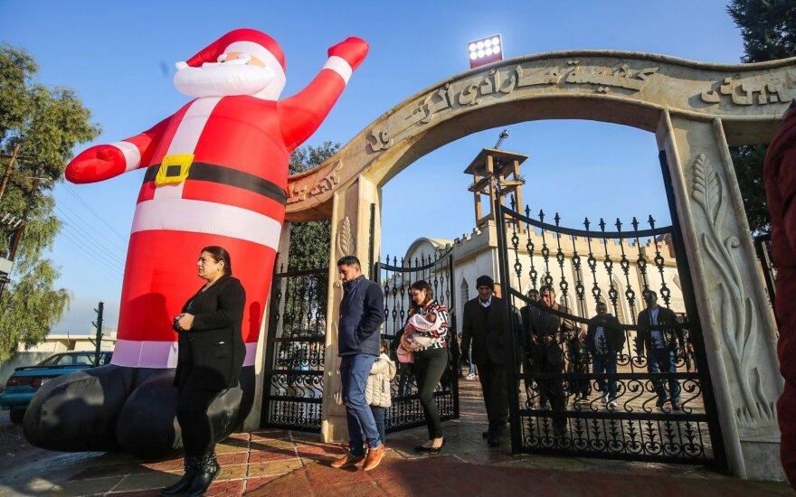 Kalėdos Irake