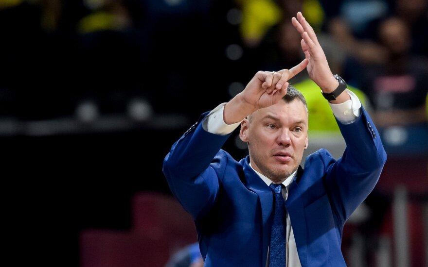 """Netikėta žinia iš Amerikos: Jasikevičius gali užimti """"Raptors"""" stratego kėdę"""