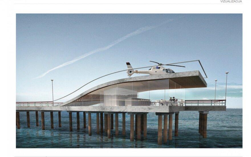 Palangos tiltui ruošia įspūdingą ateitį