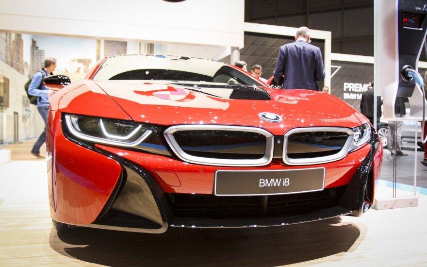 """""""BMW i8"""""""
