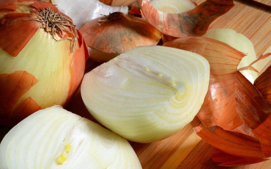 Vertingieji svogūnai: vėžio prevencijai, vaisingumui, kaulams ir virškinimui