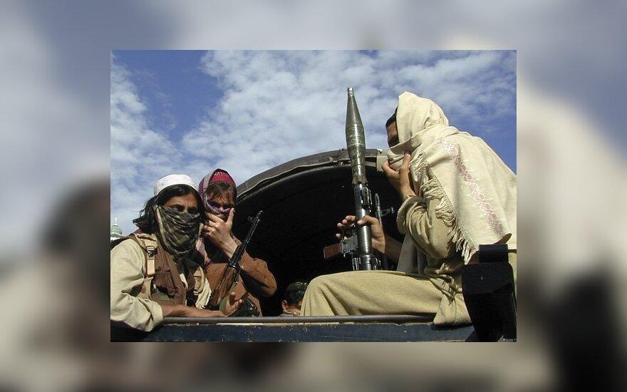 Afganistano talibai neva užgrobė NATO lėktuvą, bet paaiškėjo, jog tai buvo bepilotis aparatas