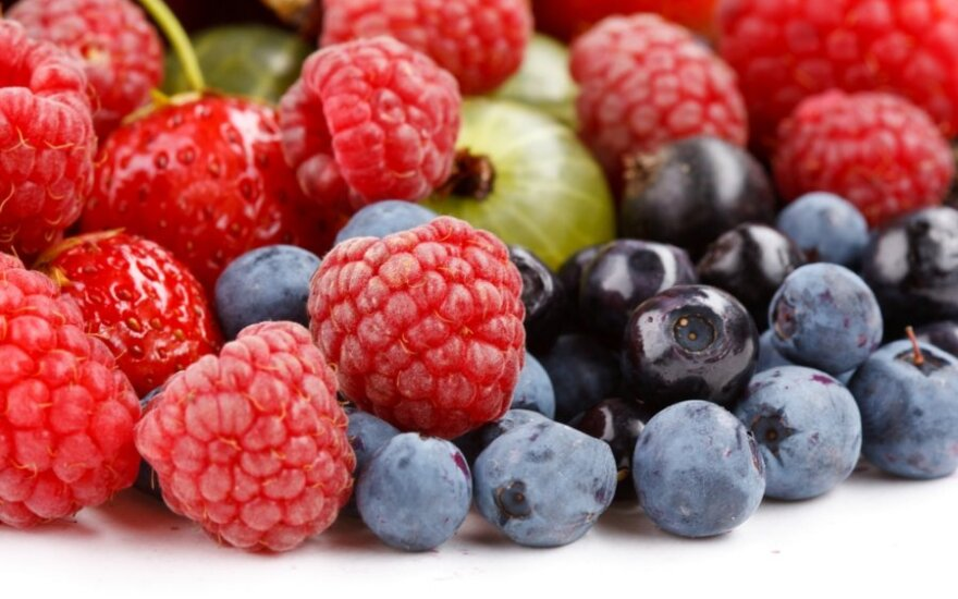 Speciali vasaros DIETA: per dieną – iki 1 kg!