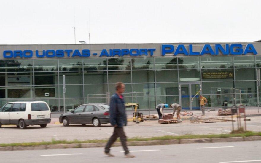 Miglota Palangos oro uosto ateitis netenkina Klaipėdos