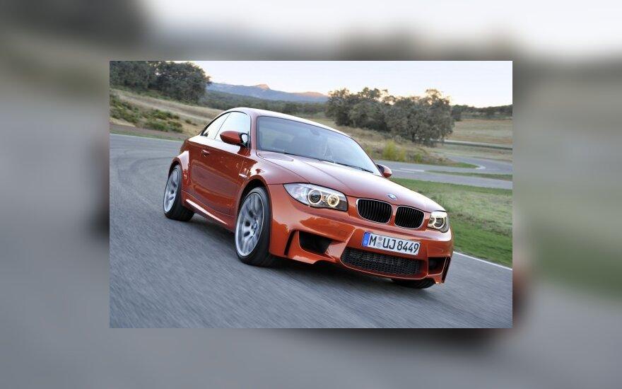 "BMW 1-os serijos ""M Coupe"""