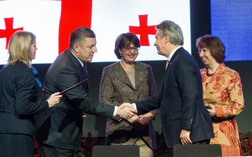 3-iasis Rytų partnerystės viršūnių susitikimas Vilniuje