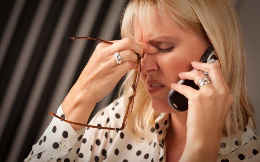 Testas: ar esate pajėgus susidoroti su stresu