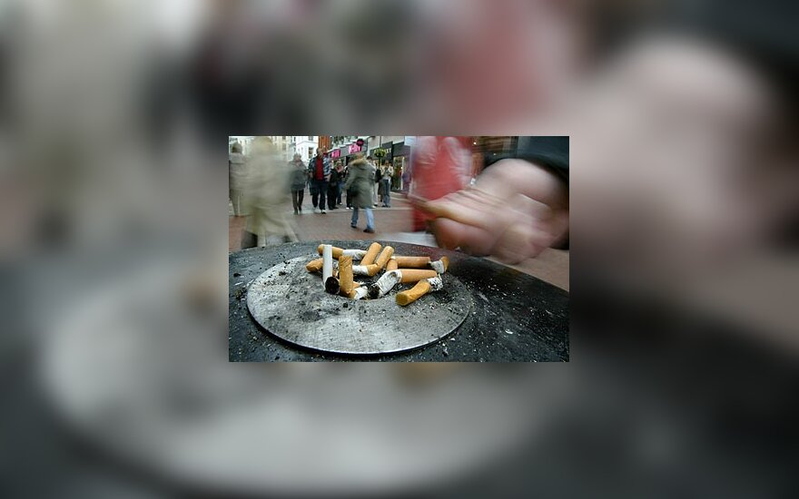 Rūkymas, cigaretė