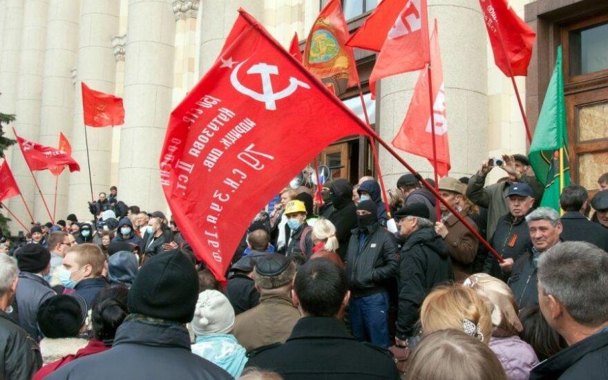 V. Ozerovas: Rusija yra suinteresuota padėties stabilizavimu Ukrainoje