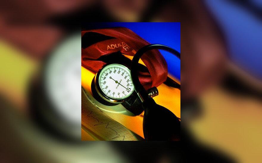 koks bus kraujo tyrimas dėl hipertenzijos)