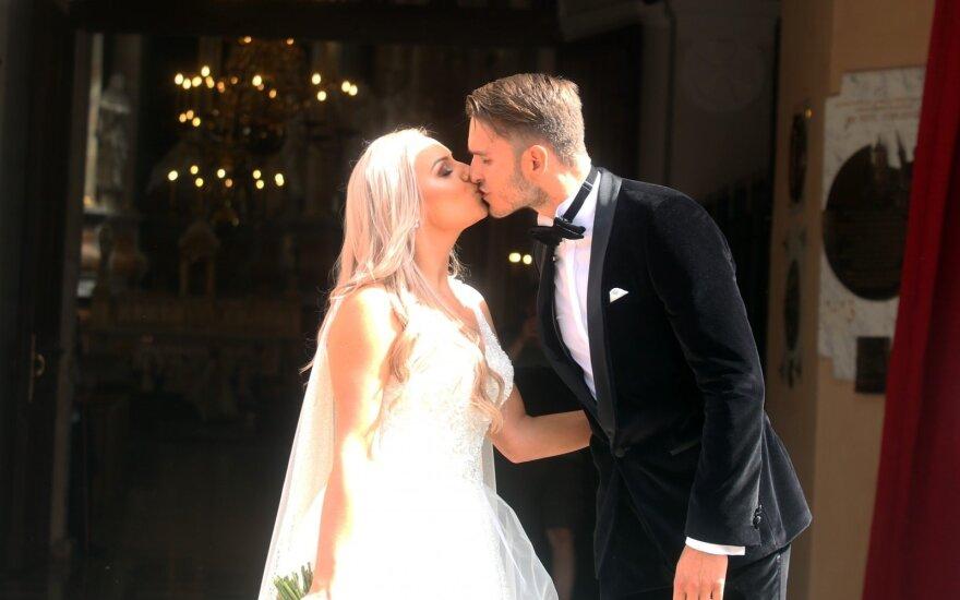 Martyno ir Rusnės vestuvės