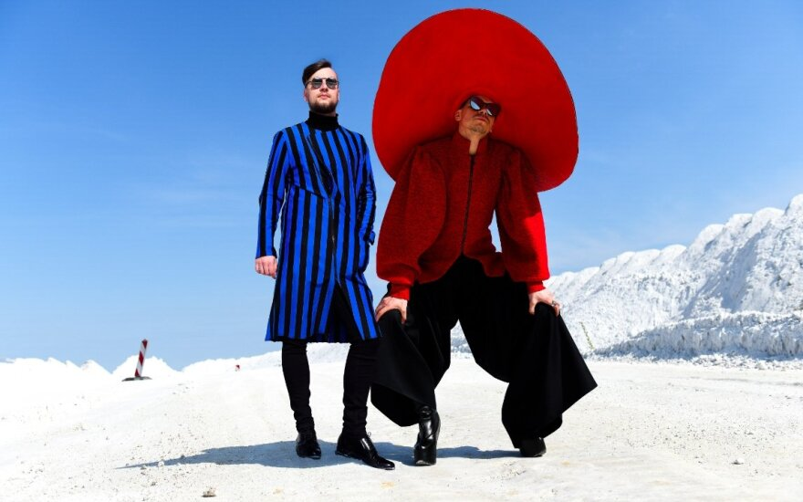 Beissoul & Einius /Foto: Dmitry Komissarenko