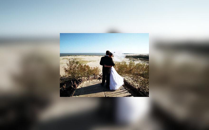 Vestuvės, nuotaka, vedybinis gyvenimas, santuoka