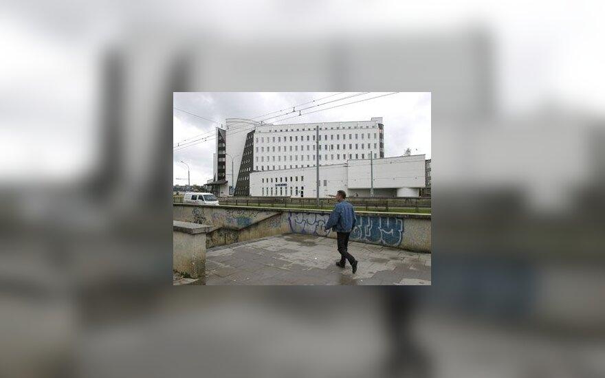 """""""Sodros"""" pastatas Vilniuje"""