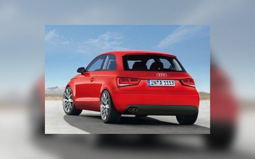 Audi A1 koncepcija