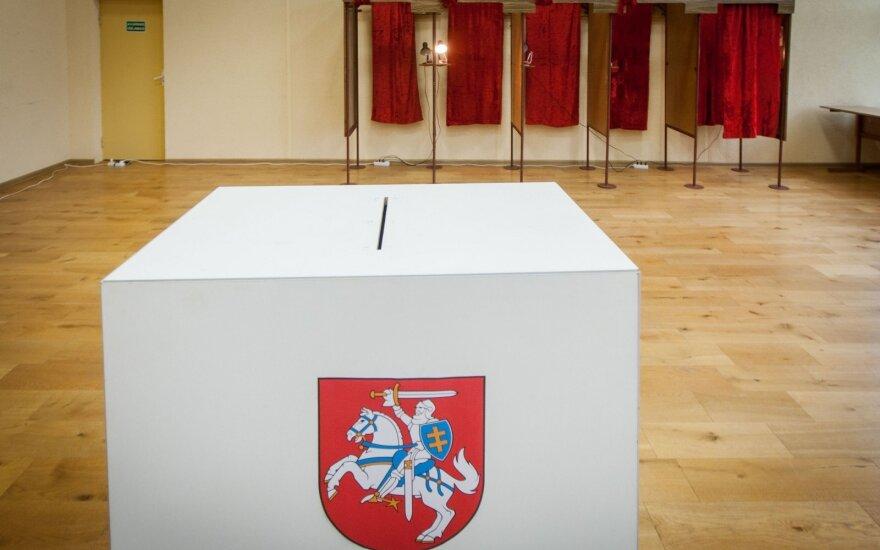 Lazdijuose – galimai neblaivūs rinkimų komisijos nariai