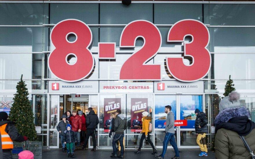 """""""Colliers"""": dėl prekybos centrų trūkumo Lietuvą aplenkia tarptautiniai prekių ženklai"""