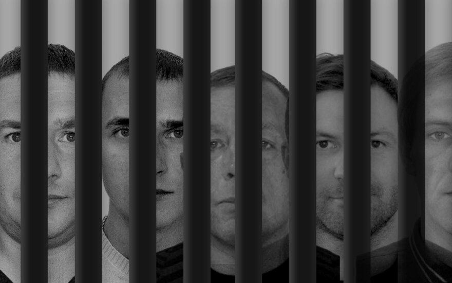 Labiausiai ieškomi Lietuvos nusikaltėliai